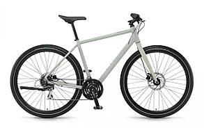 """Велосипед Winora Flint men 28"""", рама 46см, серый матовый,  2019"""