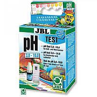 JBL (ДжБЛ) Test Set РН 3,0-10,0 тест для контроля уровня pH.