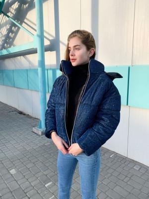 Куртка женская Люрекс 42-46рр.