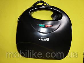 Компактный электрический гриль Bitek BT-7770 750ВТ