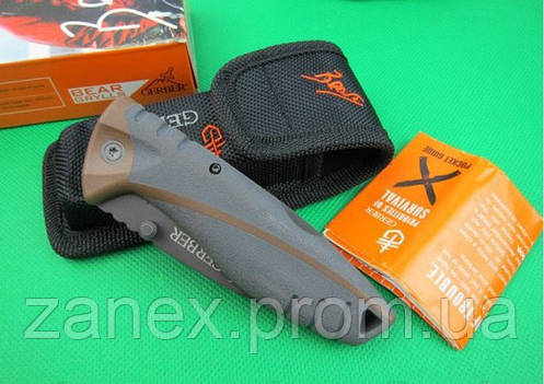 Нож тактический Gerber MYTH FOLDER DP, копия., фото 2