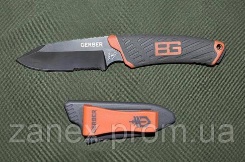 Нож Gerber Bear Grylls Compact Fixed Blade, копия., фото 2