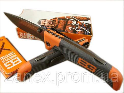 """Нож """"Gerber Scout Folding"""" копия., фото 2"""