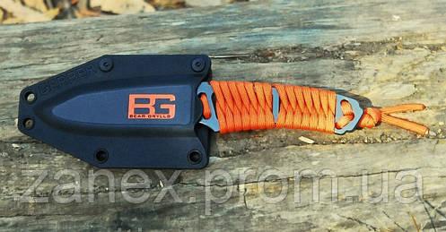 Нож выживания Gerber Bear Grylls Survival Paracord Knife, копия., фото 2