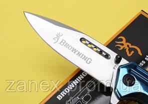 Нож складной полуавтоматический Browning (Браунинг) F78. , фото 2