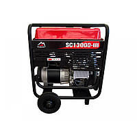 Генератор бензиновий Vulkan SC13000-III(UK34207)