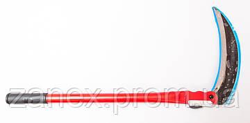 Боевая тактическая коса трансформер. Легальное средство самообороны. , фото 2