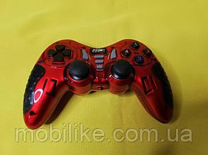 Геймерський Джойстик Wireless для PS2 PS3 PC Android TV Box (червоний)