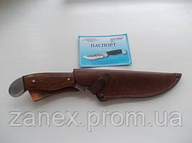"""Нож туристический с паспортом - """"Пескарь""""., фото 2"""