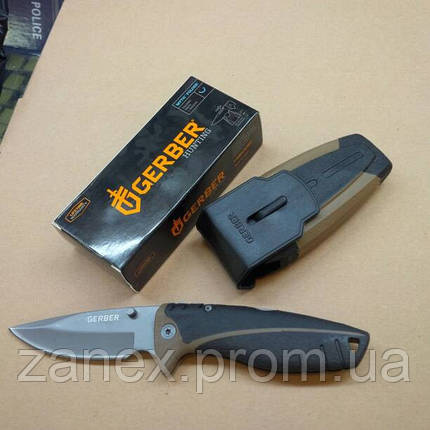 Нож складной Gerber Hunting MYTH FOLDER DP, копия, фото 2