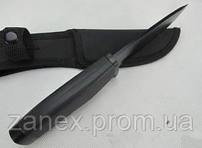Нож охотничий в ножнах, тактический нож для выживания., фото 2
