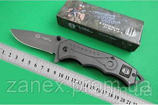 Тактический походной армейский нож Strider Knives. Титановое покрытие. , фото 3