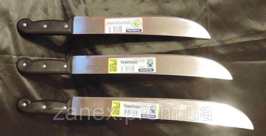 Мачете Tramontina. Большой нож топор Бразилия. Нож для выживания.