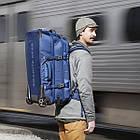 Сумка-рюкзак на колесах Granite Gear Cross Trek 2 Wheeled 78 Midnight Blue/Flint, фото 3