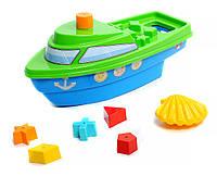 Развивающая игрушка Кораблик