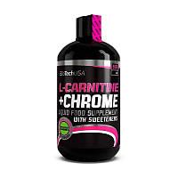 Biotech USA L-carnitine + chrome  500 мл