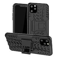 Чехол Armor Case для Apple iPhone 11 Pro Max Black