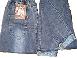 Стильні жіночі джинси, фото 10
