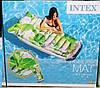 Надувной Пляжный Матрас Intex  58778 EU Мохито размером 178х91см с подстаканником