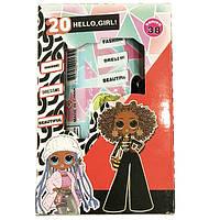 Кукла L.O.L Surprise HairGoals OMG с волосами Капсула в упаковке (13 см)