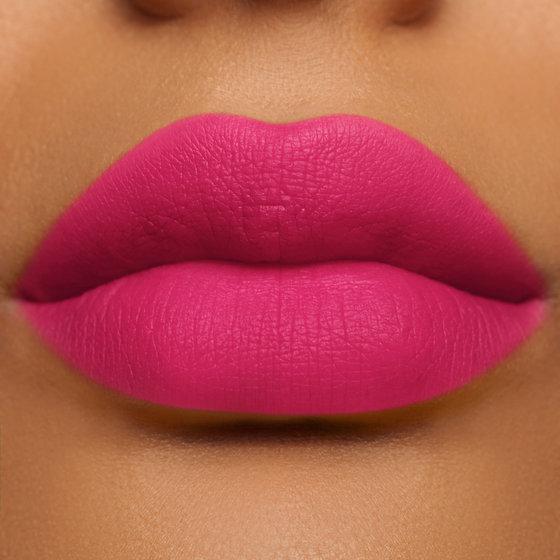Жидкая стойкая помада Lime Crime цвет Pink Velvet