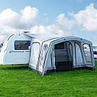 Палатка Vango Sonoma II 400 Grey Violet, фото 5