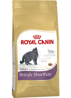 Сухой корм (Роял Канин) Royal Canin British Shorthair Adult 4 кг для британских короткошерстных кошек старше 12 месяцев