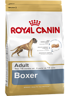 Сухой корм (Роял Канин) Royal Canin Boxer Adult 3 кг для собак породы боксер cтарше 15 месяцев