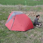 Палатка Ferrino Spectre 2 Red/Gray, фото 4