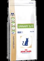 Сухой лечебный корм Royal Canin Urinary S/O Feline 3.5 кг для кошек при заболеваниях нижнего отдела мочевыводящего тракта