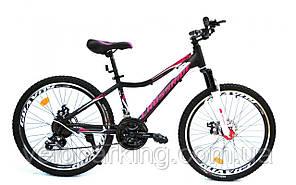 Гірський підлітковий велосипед 24 Ardis Molly Lady (2020) сталевий