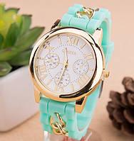 Женские часы Geneva (Женева) с цепочкой