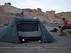 Палатка Wechsel Pioneer 2 Unlimited (Green) + коврик надувной 2 шт, фото 5