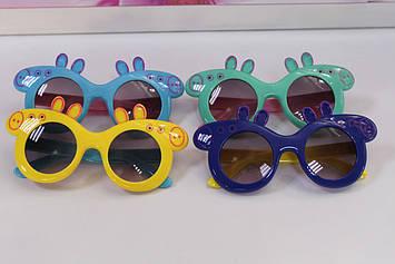 Дитячі сонцезахисні окуляри свинка Пеппа 1 шт.