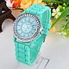 Женские часы Geneva (Женева) со стразами