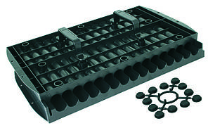 Доска для катания бойлов Energofish Carp Expert Boilieroller 16 мм (80325016)
