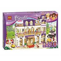 """Конструктор для девочки Bela Friends 10547 """"Гранд-отель в Хартлейке"""", 1585 дет. 11/47.2"""