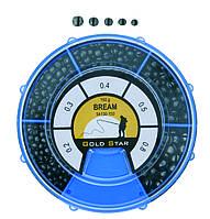 Набор грузил Energofish Gold Star Competition Bream 150 г  (54130150)