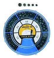 Набор грузил Energofish Gold Star Competition Grande 150 г (54131150)