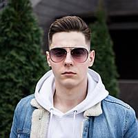 Мужские солнцезащитные очки, капельки