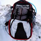 Рюкзак туристический Ferrino Crusade 18 Tartan Black, фото 7
