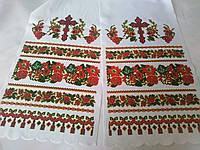 Ритуальный рушник с крестом, фото 1