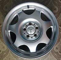 4шт. Диски литые 7Jx16H2 ET33 5x112 DIA 66.6 Mercedes Original