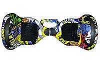 Гіроборд с ручкой, цвет Хип-Хоп Smart 10 Balance Wheel, Самобаланс, підсвічув. к/в,1/1шт