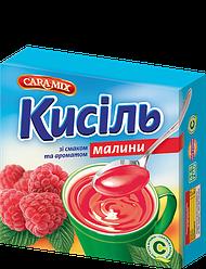 """Кисіль """"Малина"""" брикет 150 г."""