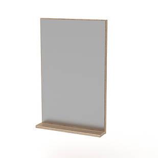 Зеркало-2 Компанит дуб сонома