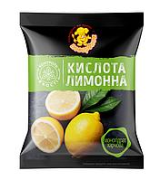 """Пищевая добавка Лимонная кислота  100г """"Поваренок"""""""