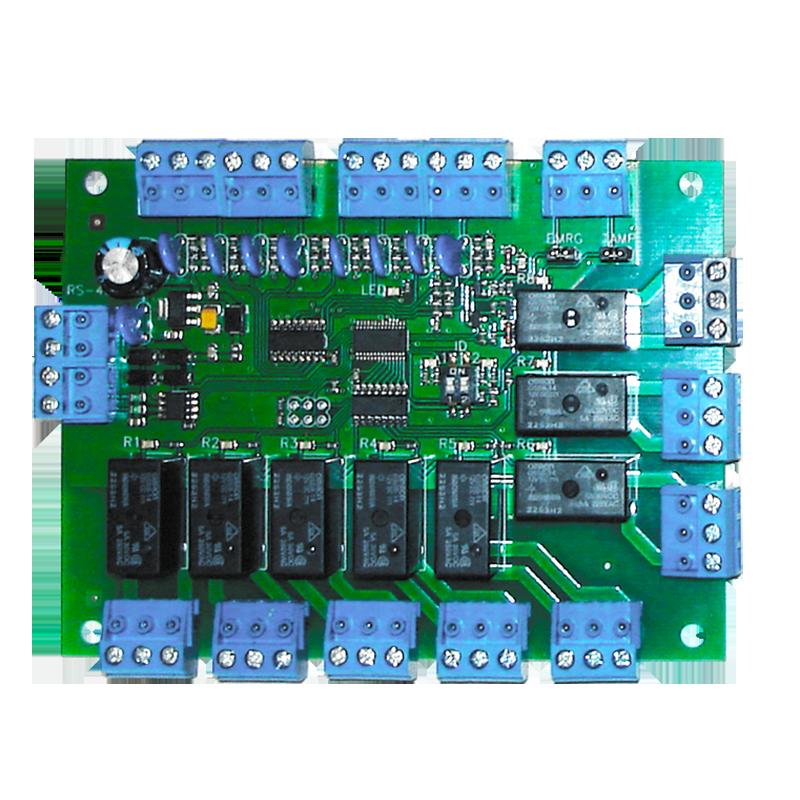 Релейный модуль U-Prox RM