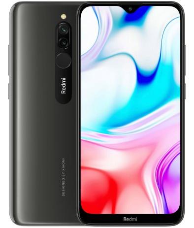 Xiaomi Redmi 8 3/32GB Onyx Black (Global)