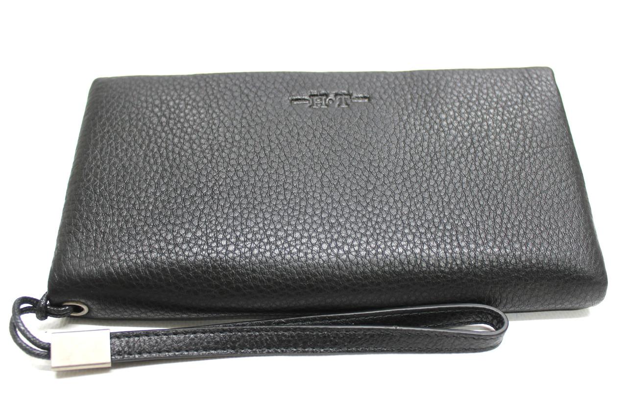 """Стильный кожаный кошелек, портмоне """"HT YR 162-4"""""""